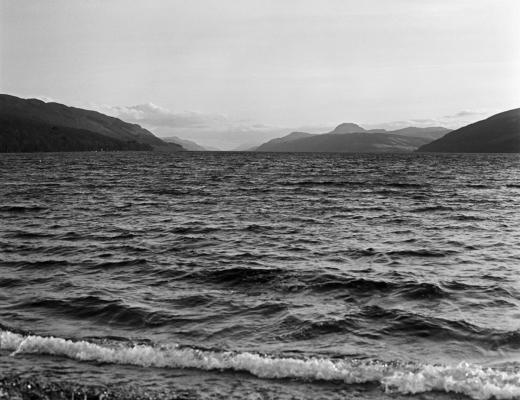 Viktoria Garvare Scotland Loch Ness 2013