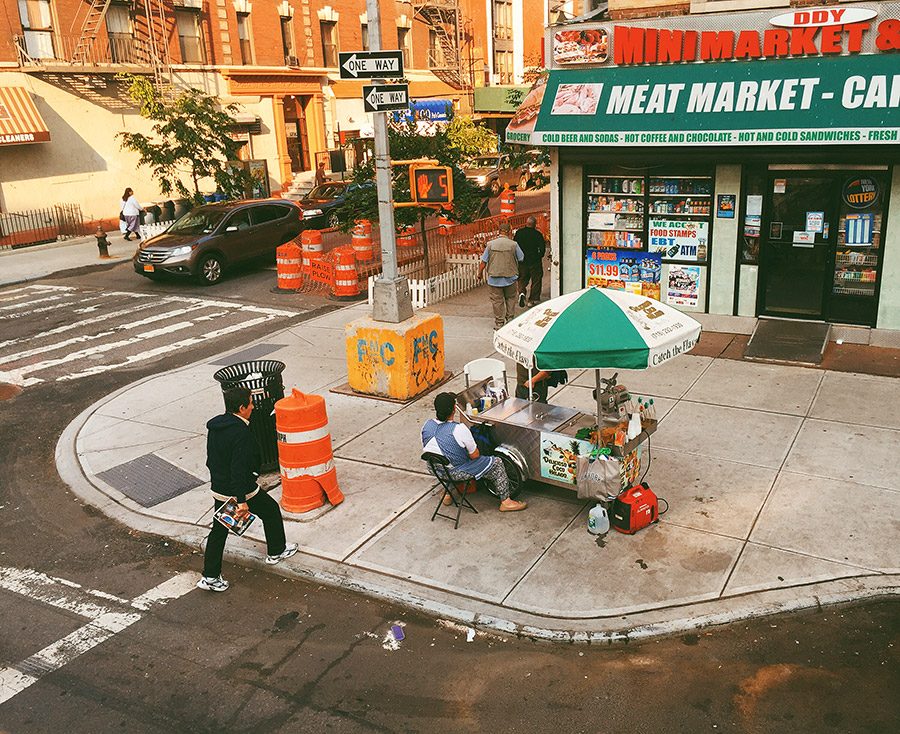 Viktoria Garvare New York Harlem